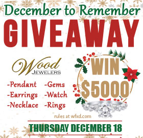 Win the December to Remember Giveaway