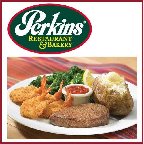 Perkin's Family Restaurant $25 Certificate
