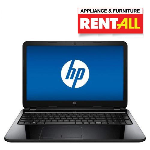 HP Laptop Computer from Rent All