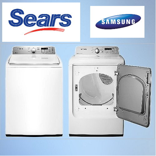Samsung Washer/Dryer from Sears