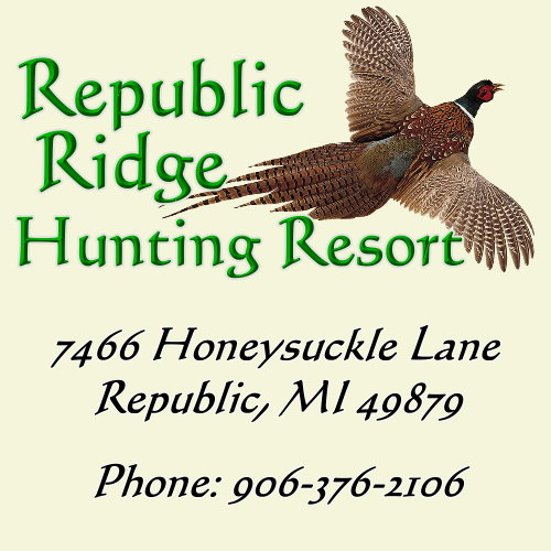 Hunting Resort Initiation Membership