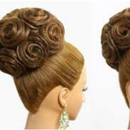 $60 Up-Do and Formal Hair Styles