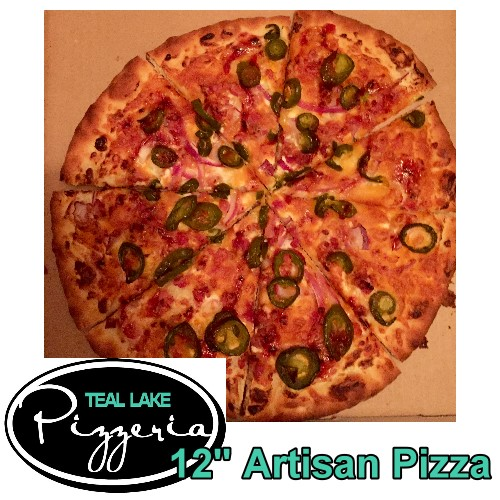 "14"" Artisan Pizza"