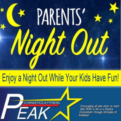 Parents Night Out Pass for 1 Child