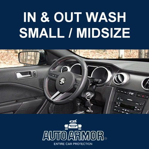 In & Out Wash - Small/Midsize