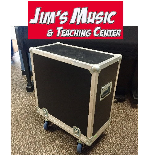 Road Case for Amp - Used