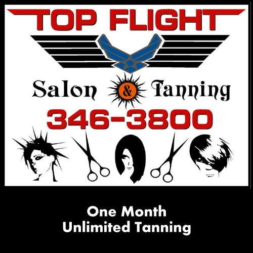 1-Month Unlimited Tanning
