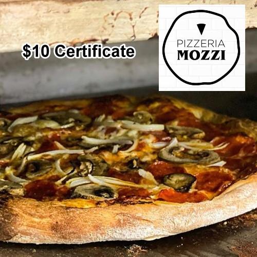 Pzzeria Mozzi