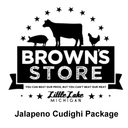 Jalapeno Cudighi Package